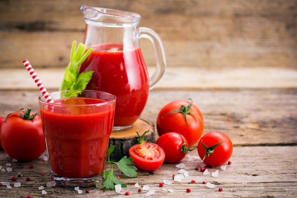 Lëngu i domates – Përfitimet në shëndetin e zemrës