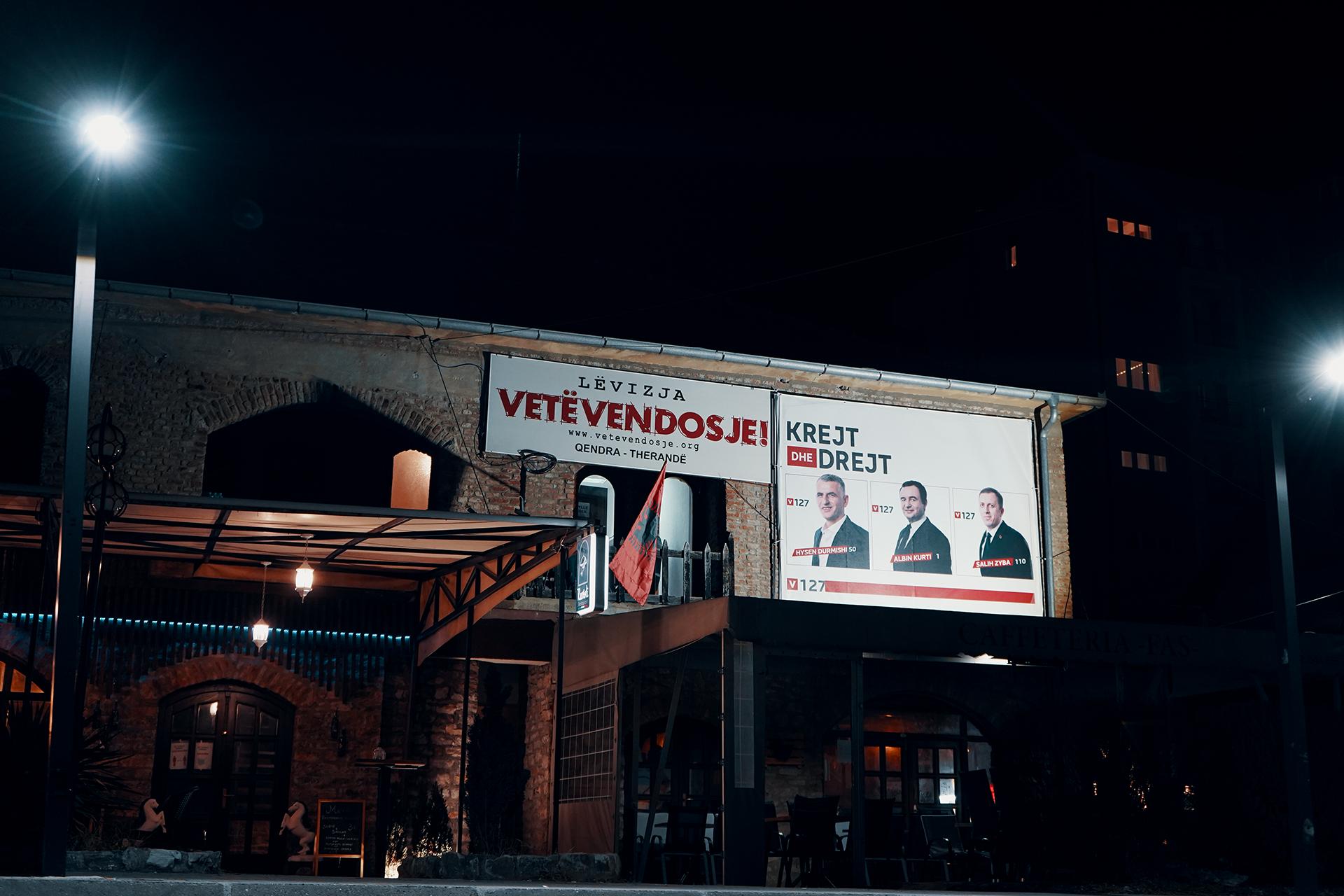 77% e votuesve të diasporës së Suharekës votuan për LVV, 10.5% për PDK, 9.8% për LDK-në…
