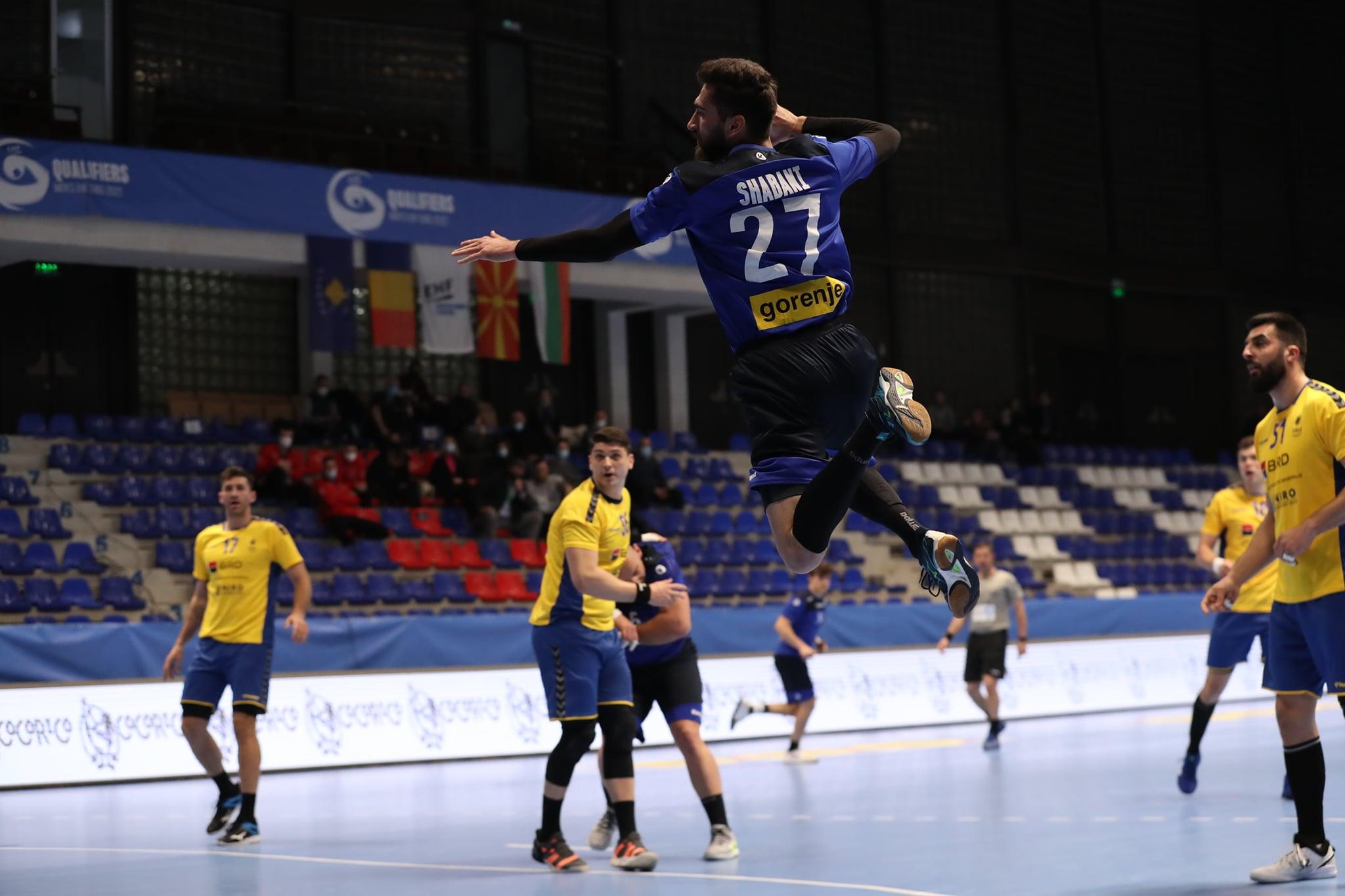 Hendbollistët e Kosovës në grup me Portugalinë, Luksemburgun e Qipron