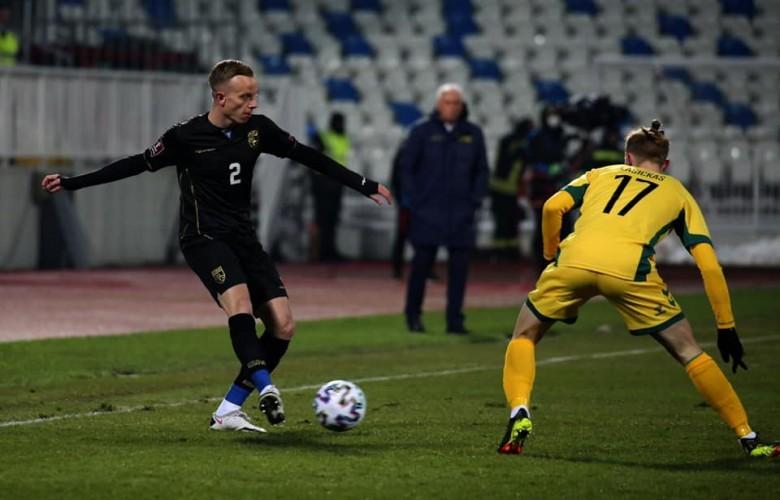 Përfundon ndeshja, Kosova deklason Lituaninë