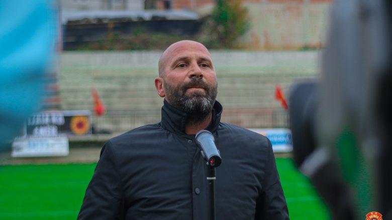 ZYRTARE: Drenica dhe trajneri Bledar Devolli ndajnë rrugët