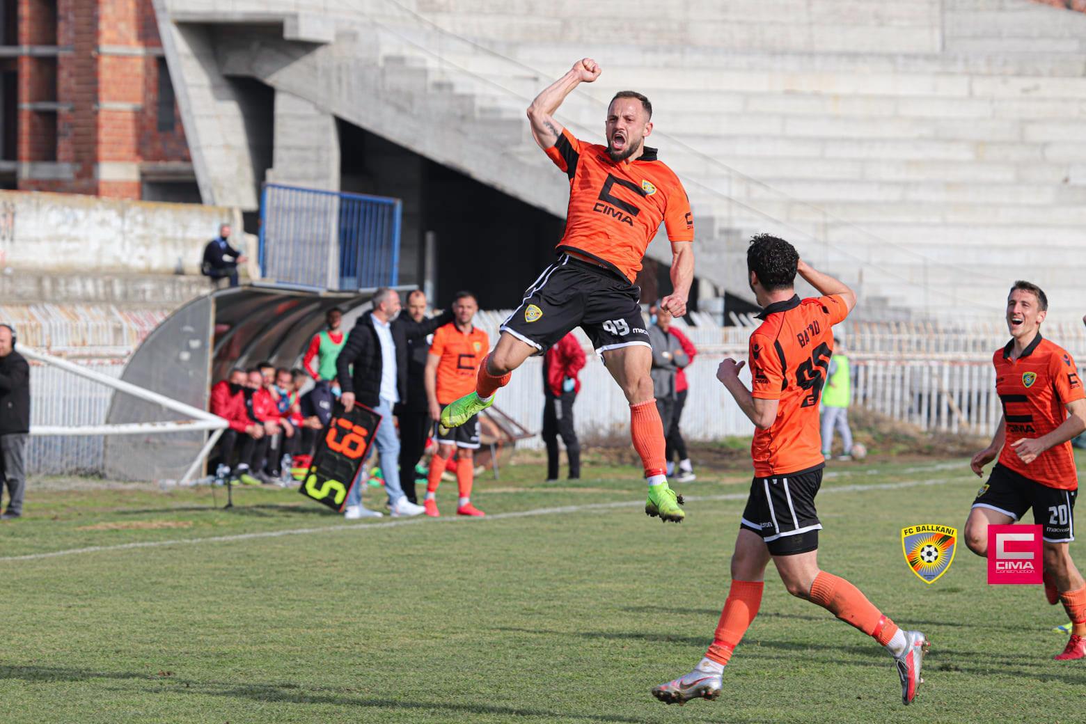 FC Ballkani, lider i Superligës së Kosovës