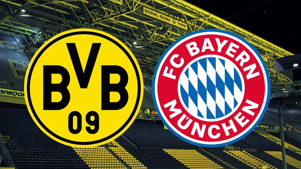 Bayern Munich – Borussia Dortmund, formacionet e mundshme