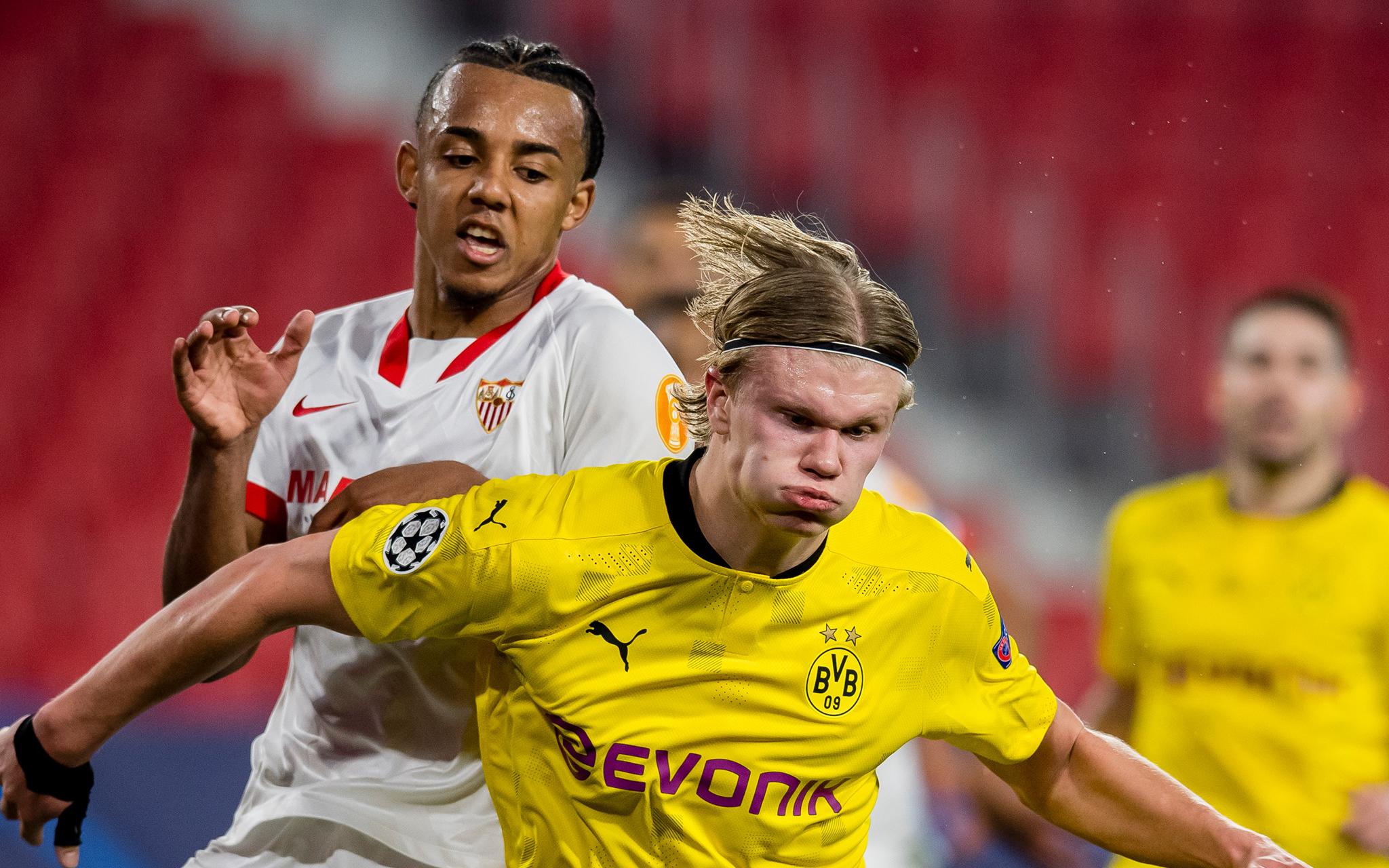 Dortmund – Sevilla, formacionet e mundshme