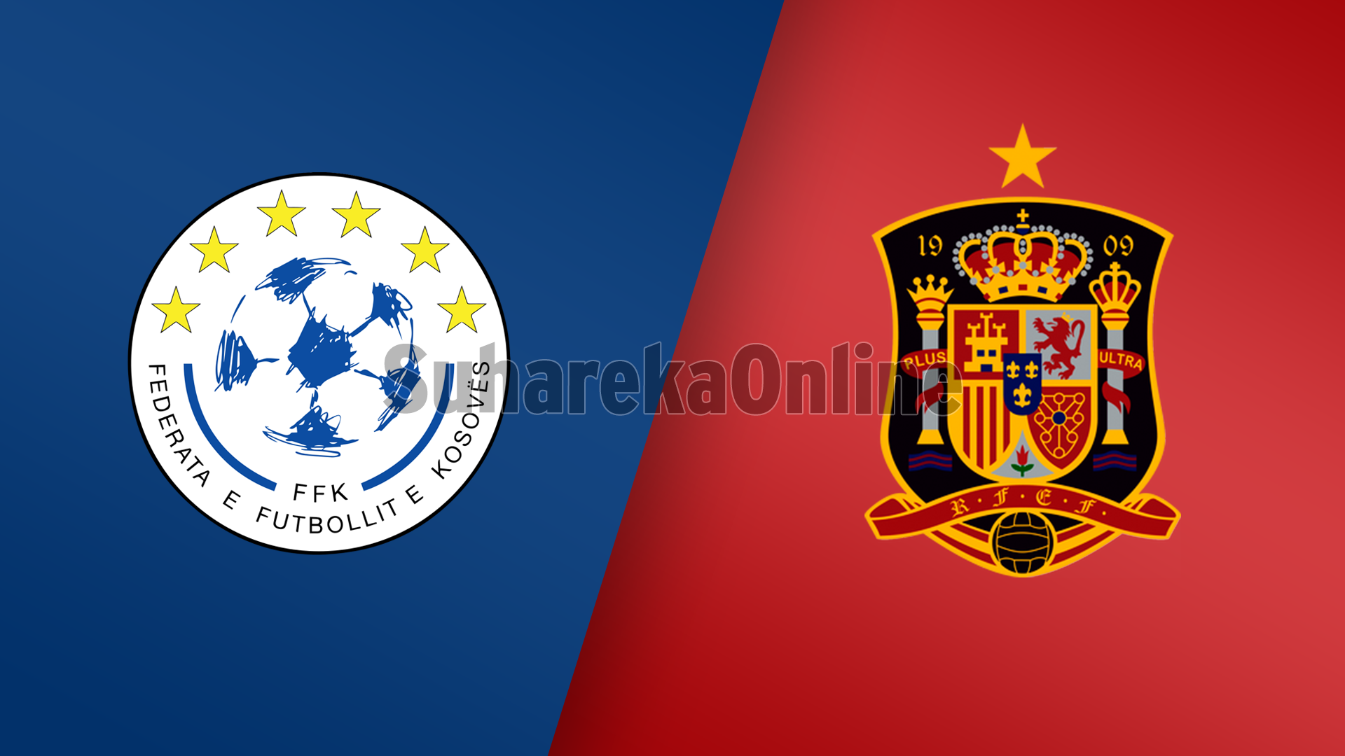 Spanja publikon listën e futbollistëve për ndeshjen ndaj Kosovës