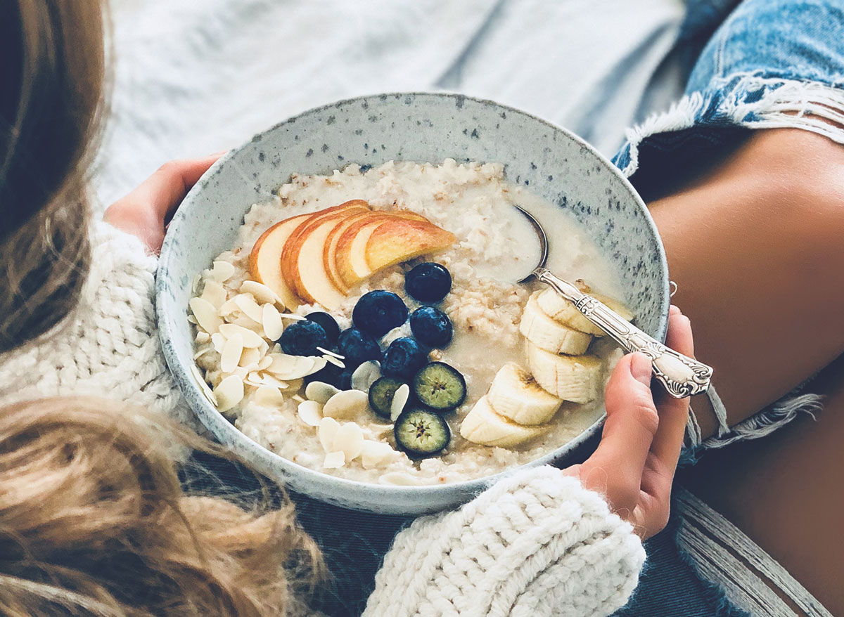 Mëngjesi – Tri rregullat e arta për rënien në peshë