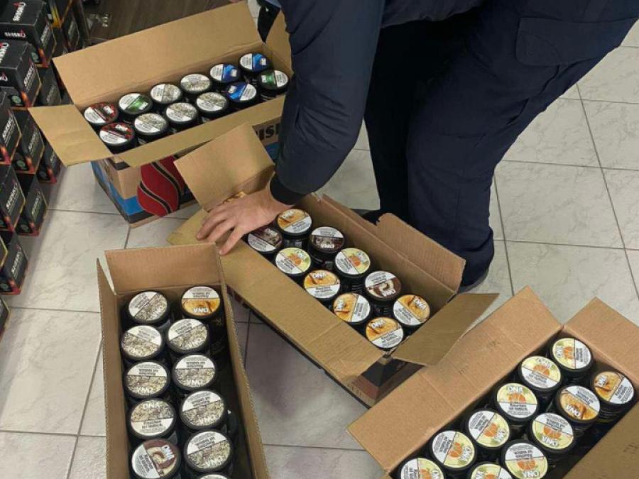 Dogana e Kosovës konfiskon 70 kg nargjile në Suharekë dhe Rahovec