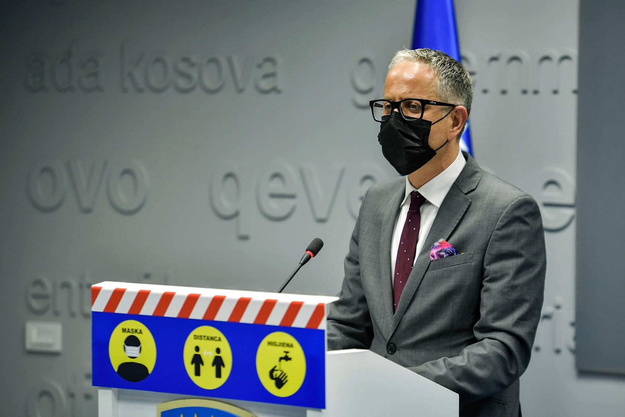 Vitia: Masat anti-COVID do të përditësohen çdo dy javë