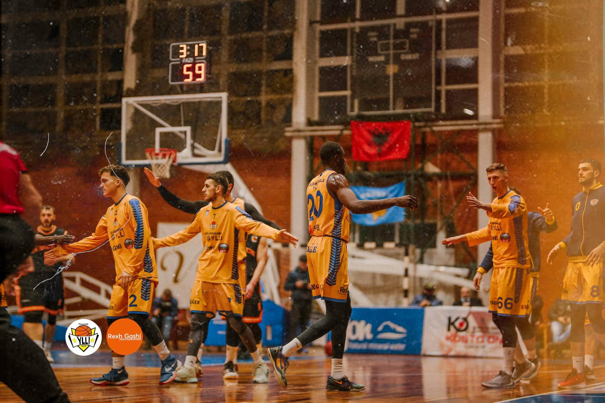 Sot ndeshje interesante në Suharekë, KB Golden Eagle Ylli – KB Peja