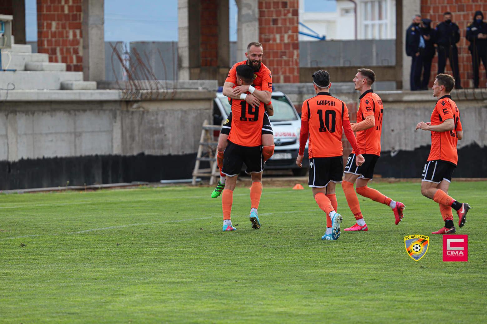 Të dielën ndeshje interesante në Suharekë, Ballkani – Gjilani