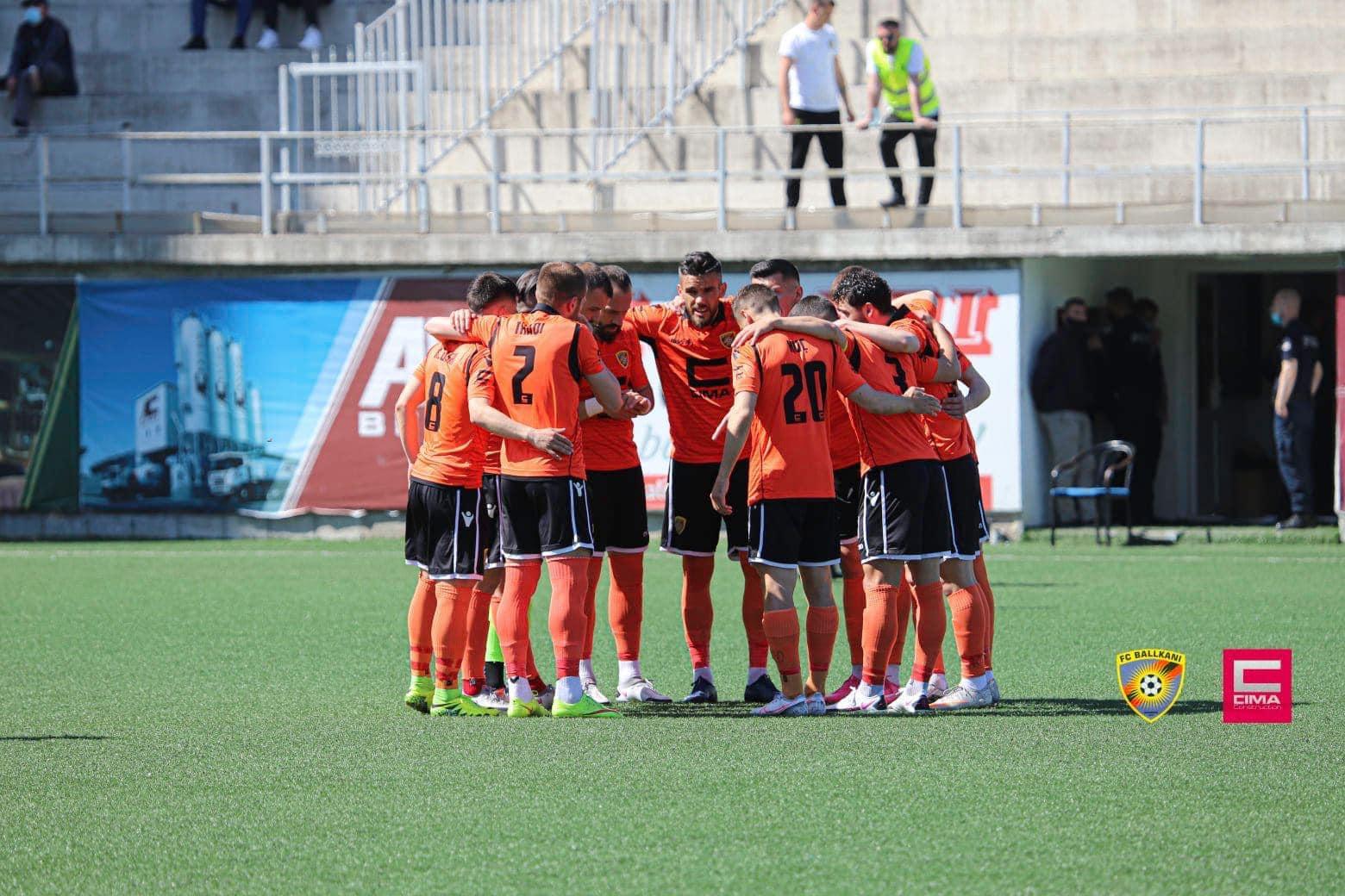 FC Ballkani licensohet për garat evropiane