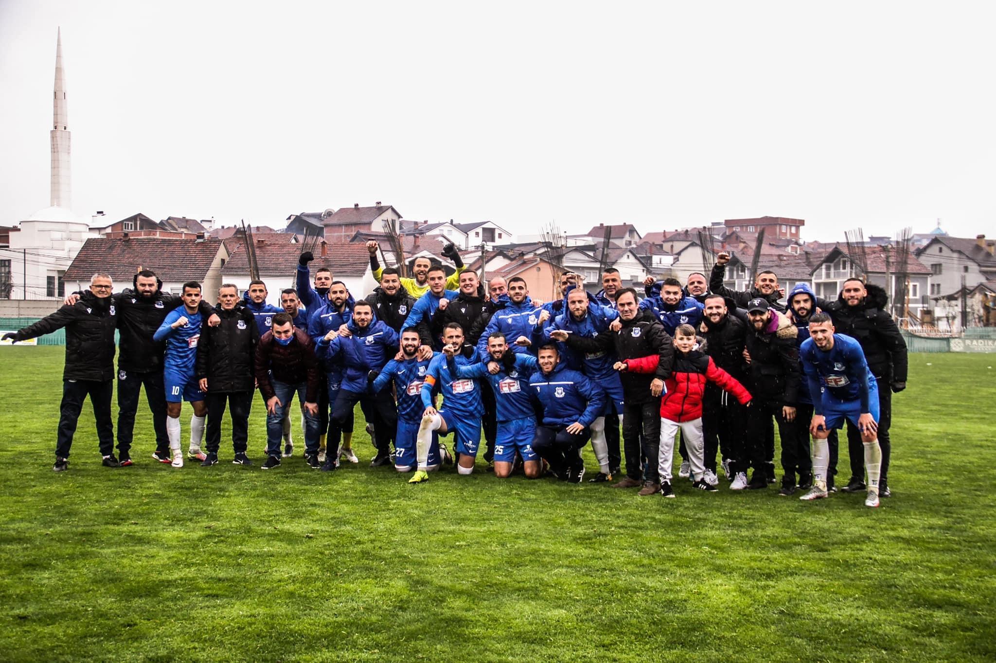 Superliga e Kosovës, Llapi merr pikët e plota në Gjilan
