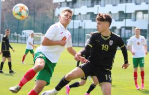 Kosova U17 e mbyll pa gola edhe miqësoren e dytë me Bullgarinë