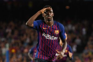 Dembele refuzon rinovimin e kontratës me Barcelonën
