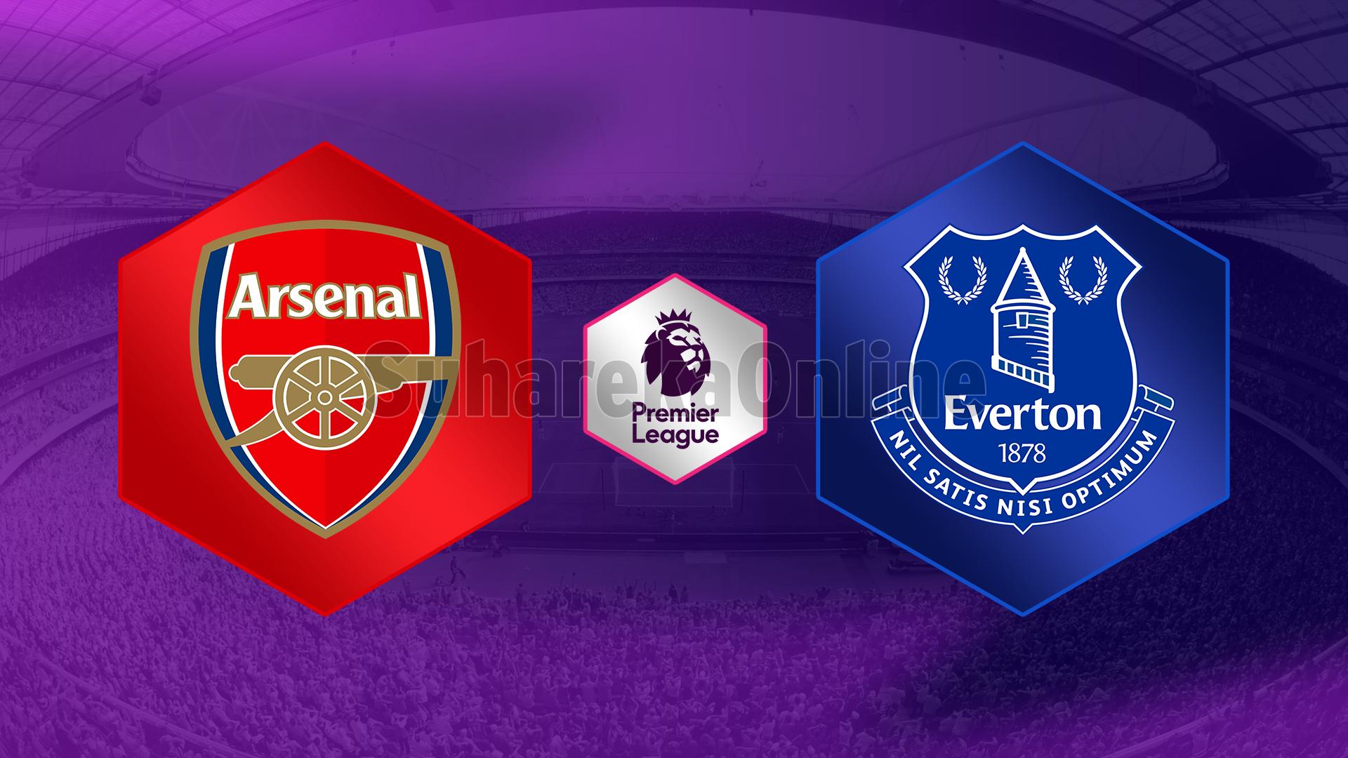 Premier Liga, Arsenal – Everton, formacionet e mundshme