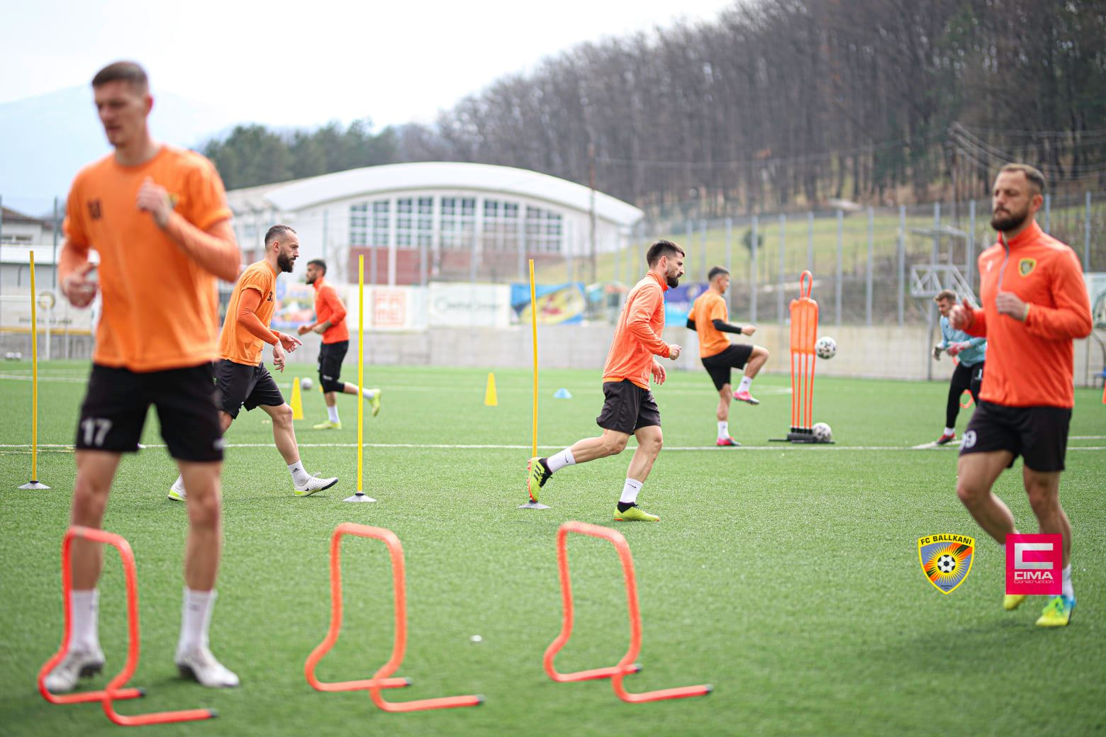 Ndeshja ndaj Prishtinës, FC Ballkani zhvillon stërvitjen e radhës