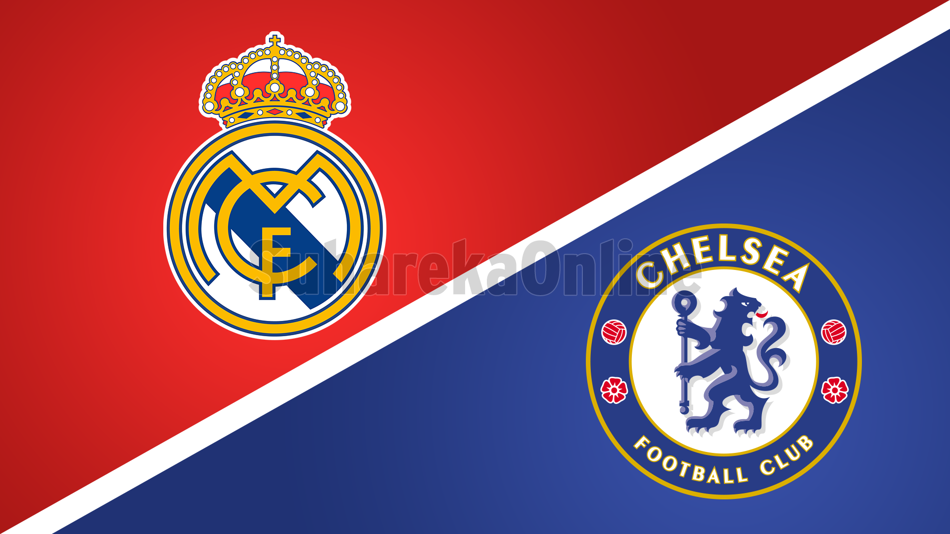 Champions League, Real Madrid – Chelsea, formacionet e mundshme