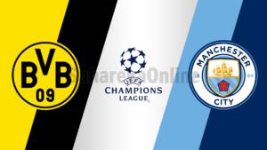 Liga e Kampionëve, Borussia Dortmund – Manchester City, formacionet zyrtare