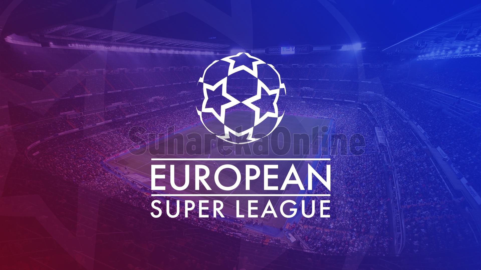 [Zyrtare] Skuadrat angleze tërhiqen nga Superliga e Evropës