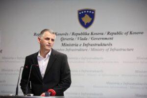 Ministria e Infrastrukturës anulon memorandumin në vlerë prej 400 mijë euro me Komunën e Suharekës