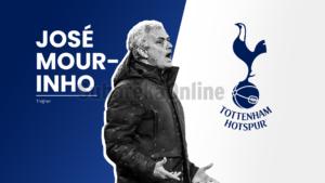 Tottenham shkarkon nga detyra e trajnerit, Jose Mourinhon