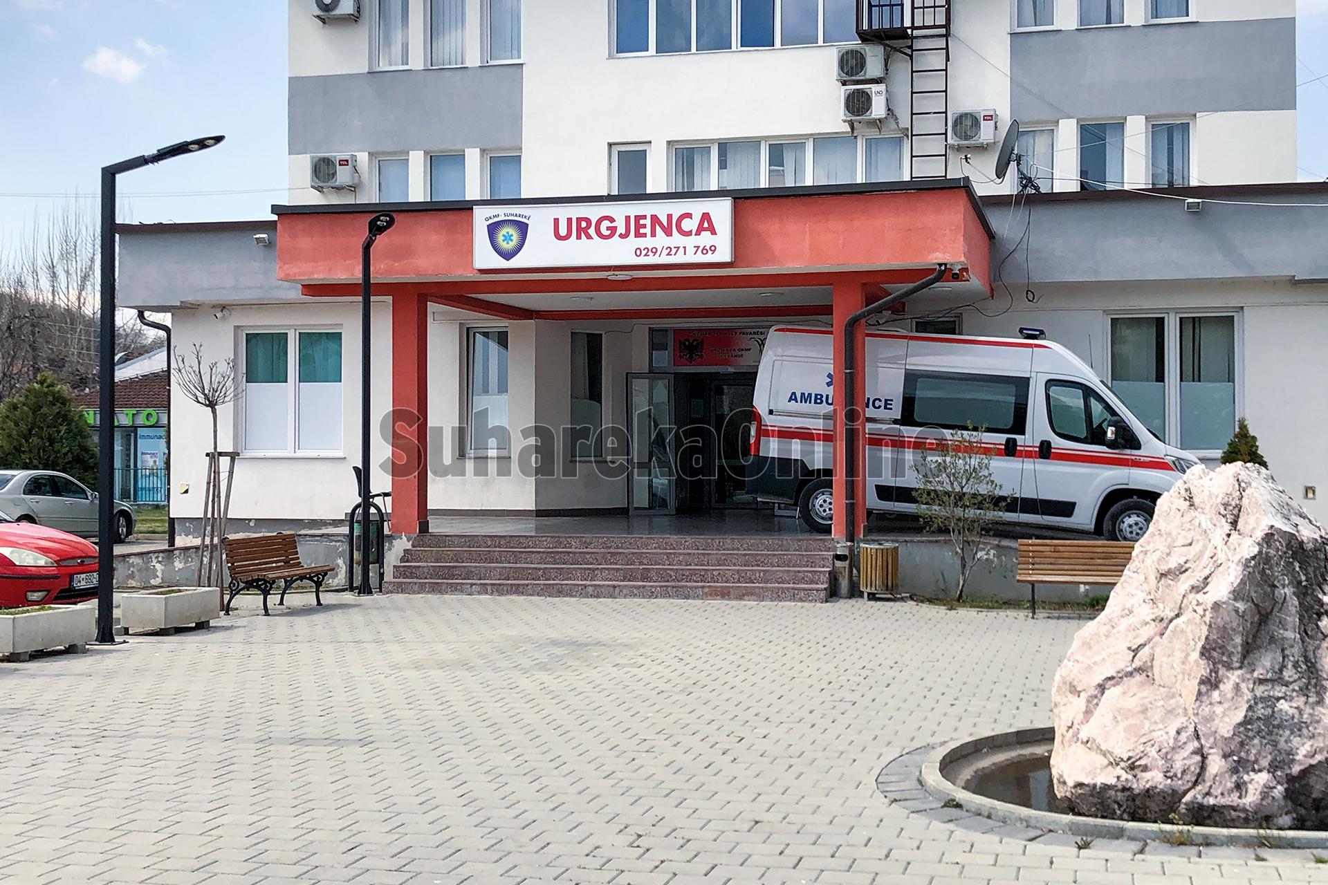 Një viktimë dhe 8 raste të reja me COVID-19 në Suharekë