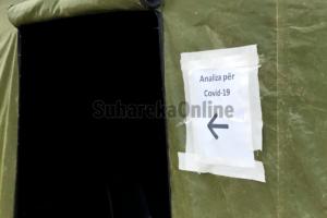 Një i vdekur dhe 5 raste pozitive me COVID-19 në Suharekë