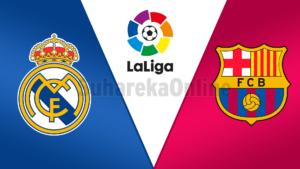 'El Clasico', Real Madrid – Barcelona, formacionet zyrtare