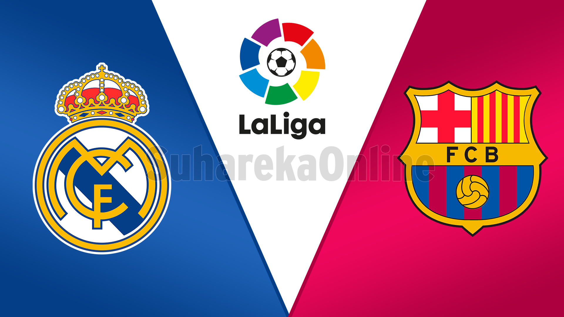 Sonte 'El Clasico', Real Madrid – Barcelona, formacionet e mundshme