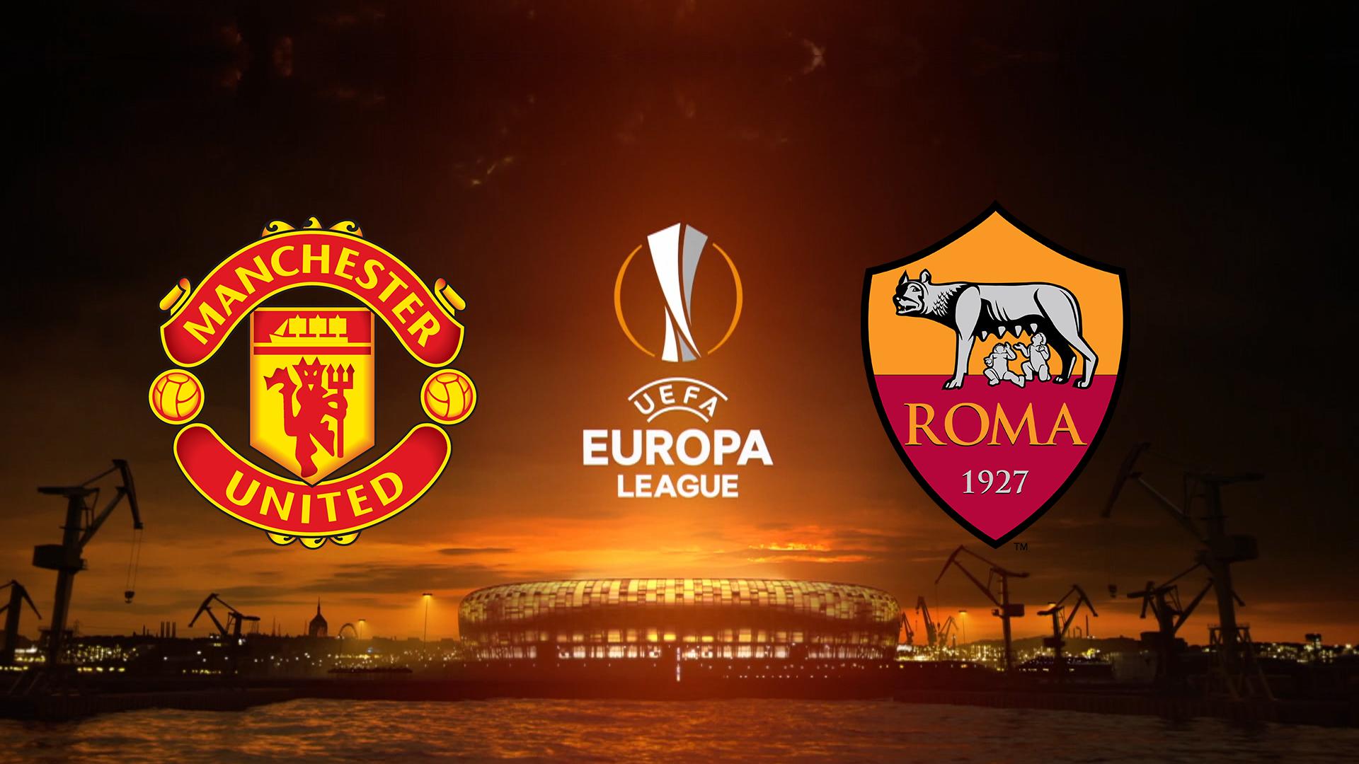 Europa League, Manchester United – Roma, formacionet e mundshme