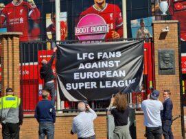 Superliga e Evropës, nuk kursehen tifozët: Turp të ju vije, u prehsh në paqe Liverpool!