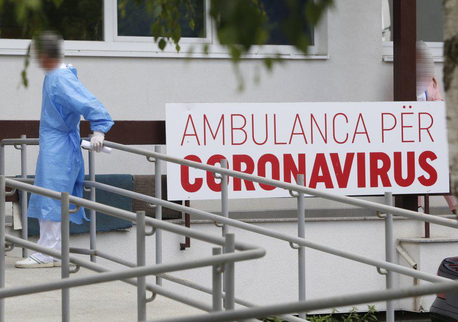 """""""34 punëtorë shëndetësorë kanë humbur jetën nga COVID-19"""""""