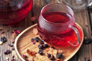 Vlerat e mrekullueshme të çajit të frutave të pyllit