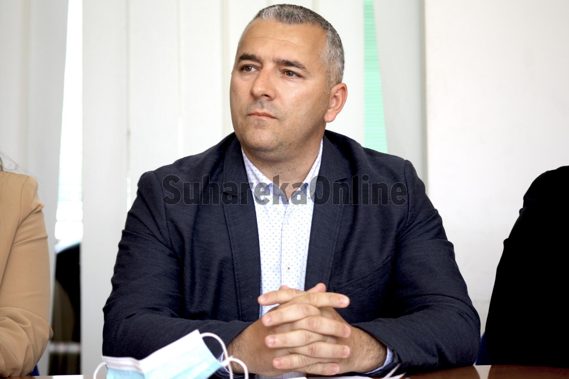 Mblidhet PDK e Suharekës, mbanë konferencë për media