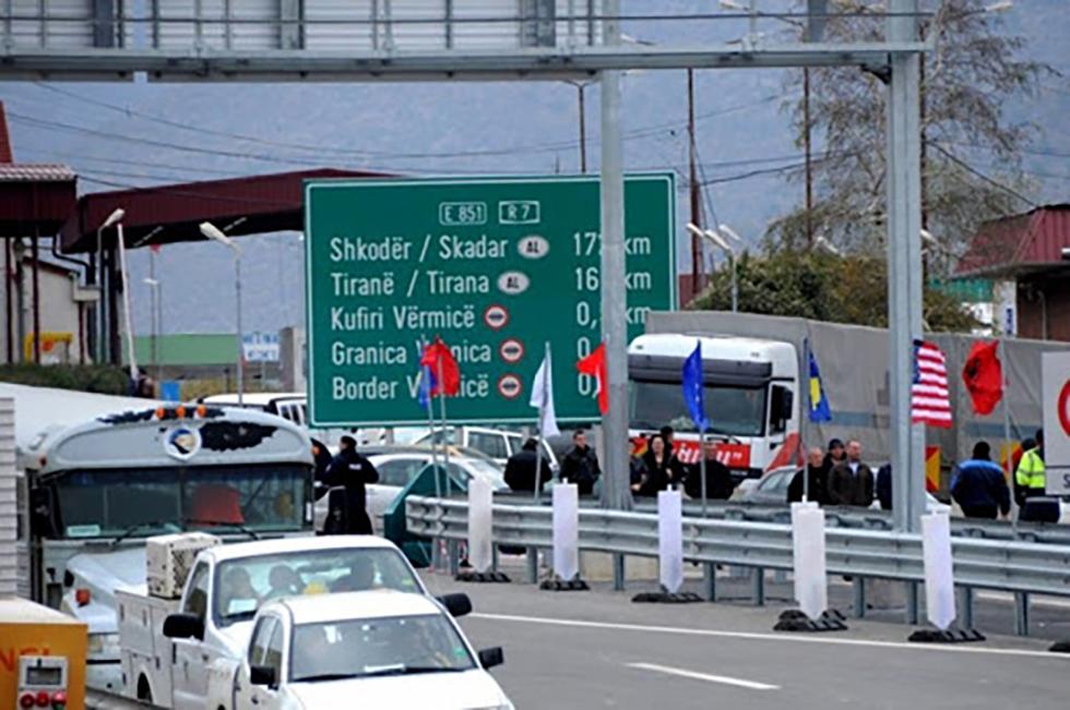 Qytetarët mes Kosovës dhe Shqipërisë mund të lëvizin lirshëm pa teste PCR