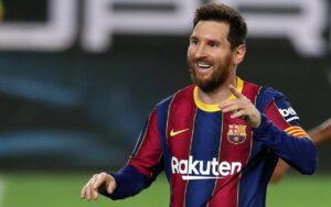Laporta: Jam i bindur se Messi dëshiron të vazhdojë në Barcelonë
