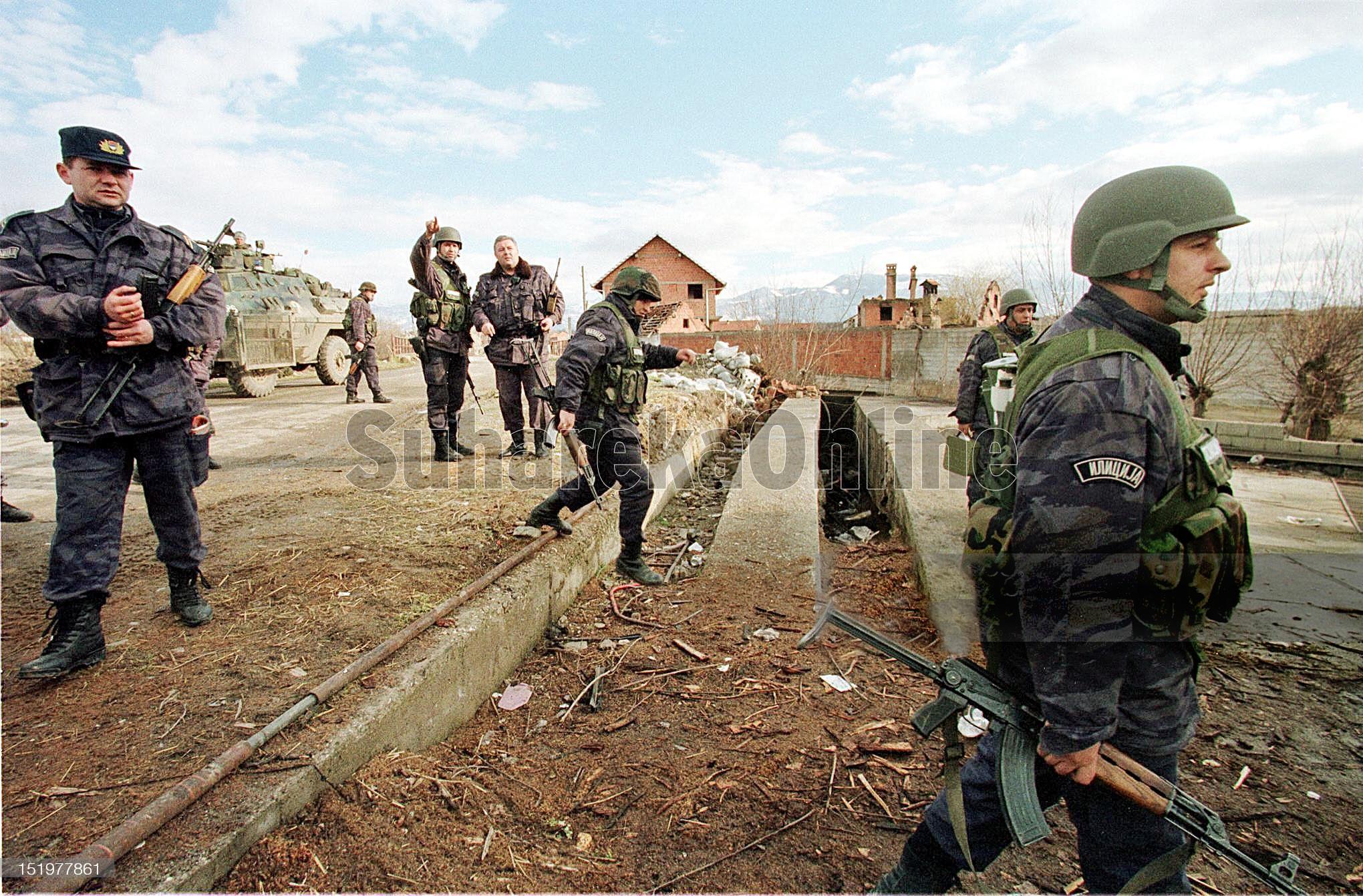 E vërteta e Serbisë, vrasja e 12 pleqve dhe përdhunimi i grave në një fshat të Suharekës