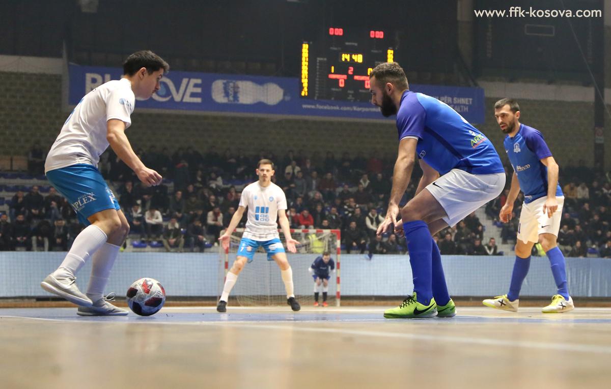 Të mërkurën finalja e Kupës së Kosovës në futsall