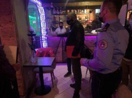 Policia gjithandej patrullime, apelon për respektim të masave anti-COVID