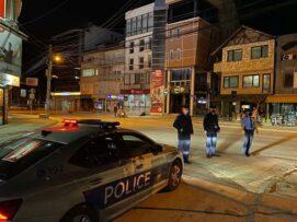 Policia vazhdon angazhimin për respektim të masave anti-COVID dhe kufizimeve të vendosura
