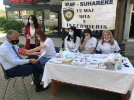 Suharekë, shënohet Dita e Infermierisë