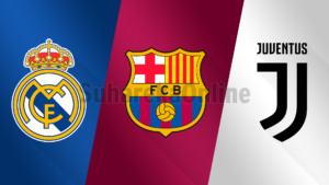 Real Madrid, Barcelona e Juventus dalin kundër UEFA-s: Kjo është e papranueshme