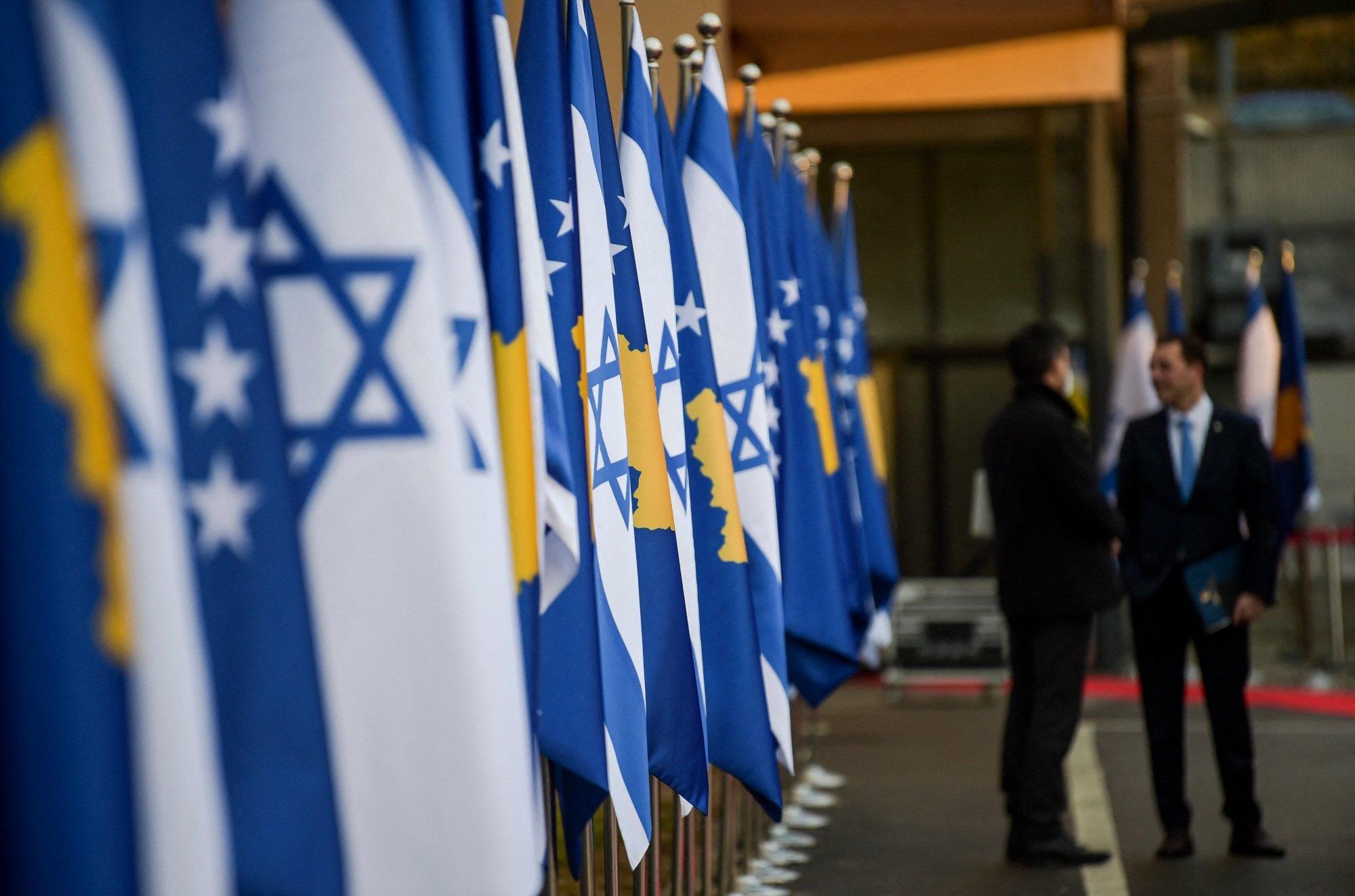 Kosova i del krah Izraelit, ka të drejtë të vetëmbrohet nga sulmet e Hamasit