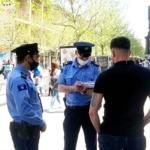 Nuk respektuan masat anti-COVID, policia dënon 251 qytetarë