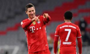 Lewandowski dëmtohet në stërvitje, mund të humbasë rekordin