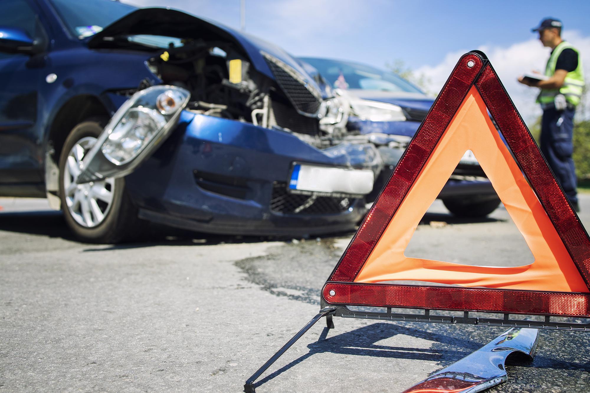 Aksident trafiku në fshatin Duhël, lëndohet një person