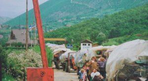 1999 – shpërngulja nga Bellanica, dëshmia e gazetarit Shefqet Zogaj dhe Hamide Fondaj