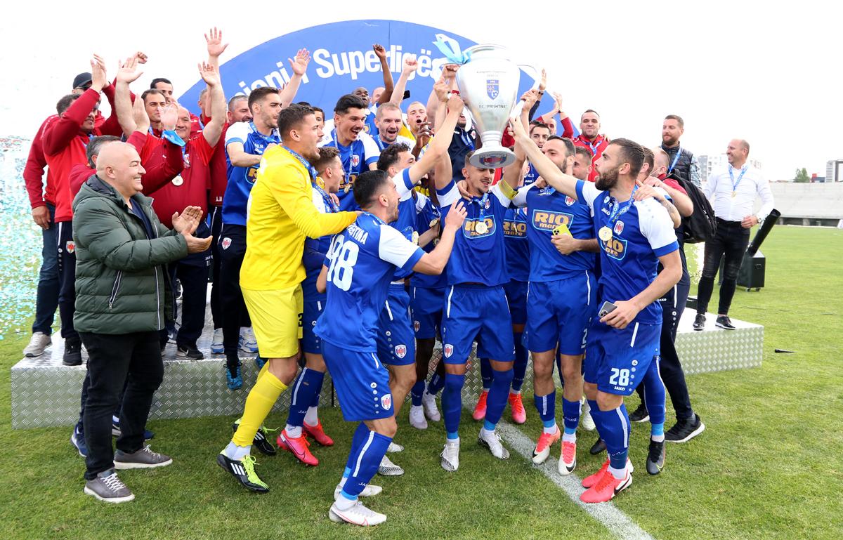 Xhiro e 35-të në Superligë – Ballkani shënon fitore ndaj Trepçës, Prishtina shpallet kampion
