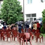 Suharekë, qytetarët presin radhën për tu vaksinuar
