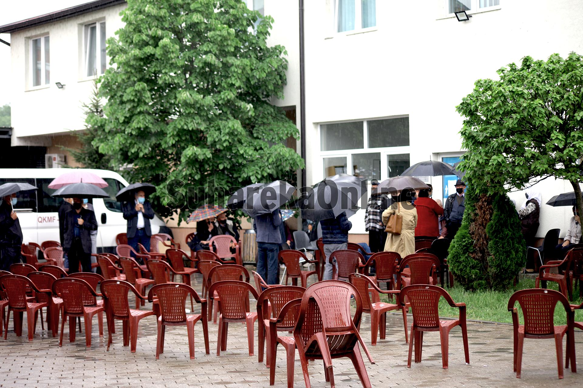 Afër 1 mijë qytetarë të vaksinuar kundër COVID-19 në Suharekë